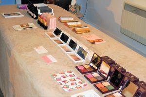 Glow Organic skincare and makeup at Brighton & Hove Therapies