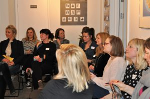 Healthy Business Hub event at Brighton & Hove Therapies