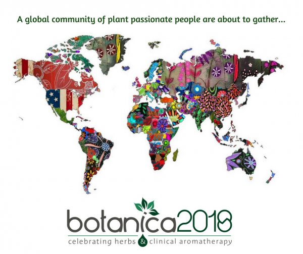 A Whistle Stop Tour of Botanica 2018 | Brighton and Hove