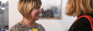 Kate Taylor at Brighton and Hove Therapies, at the Healthy Business Hub