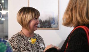 Kate Taylor at Brighton and Hove Therapies, at the Healthy Business Hub