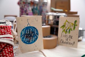 Healthy Business Hub Christmas event 2018